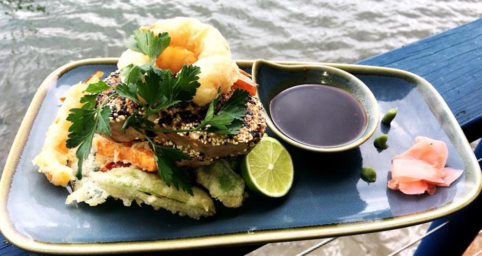 Anchors Wharf Restaurant