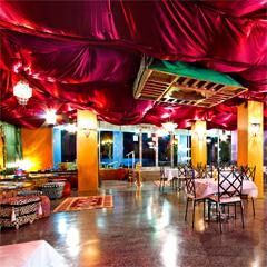 Arabian Lounge