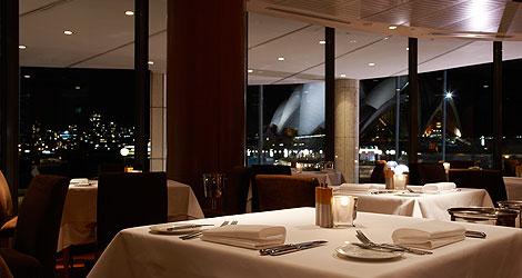 Aria Restaurant Sydney Nsw Australia