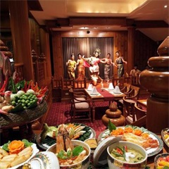 Authentic Thai Orchid Restaurant