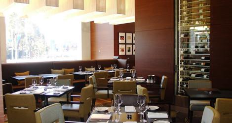 Bacar Restaurant at Pullman
