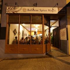 Balinese Spice Magic Restaurant