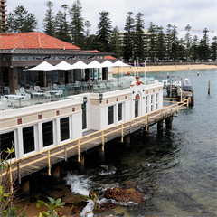 Bistro at Manly Pavilion