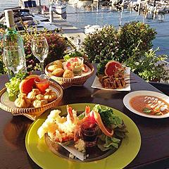 Blue Pearl Bayview Thai Waterfront Restaurant