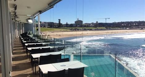 Bondi beach restaurants