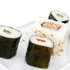 Brown Rice Sushi-Double Bay