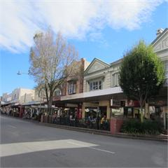 Cafes in Katoomba
