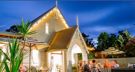 Cedar Bar And Kitchen Bellingen