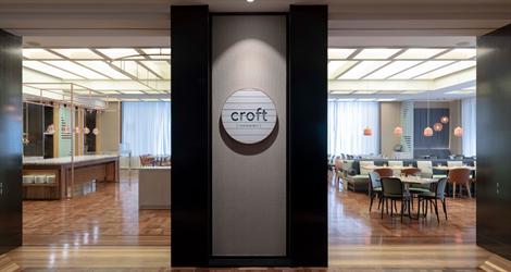 Croft Restaurant @ Amora Hotel Jamison Sydney