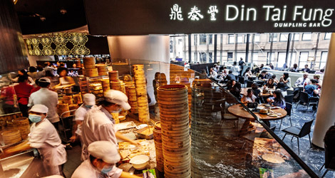 Din Tai Fung - World Square