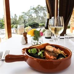 éléments Bar & Dining @ Mercure Resort Hunter Valley Gardens