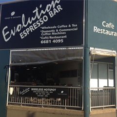 Evolution Cafe and Bar
