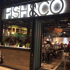 Fish & Co @ Tramsheds Harold Park