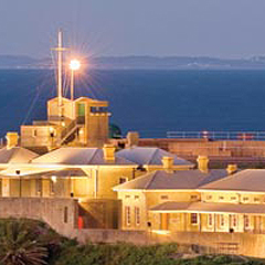 Fort Scratchley Historical Site