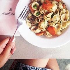 Cafe Sopra at Fratelli Fresh Walsh Bay