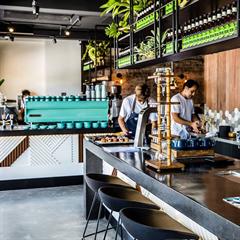 Harry's Espresso Bar