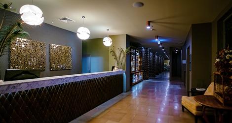 Harvey's Bar at Gibraltar Hotel Bowral