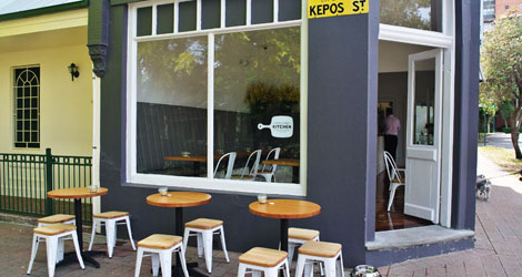 Kepos Street Kitchen