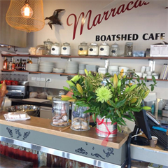 Marracas Boatshed Cafe