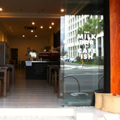 Milk Bar by Cafe Ish