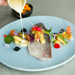 Muse Restaurant at Hungerford Hill Wines