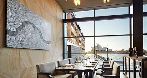 park hyatt sydney - the dining room   the rocks restaurant