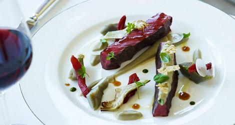Park Hyatt Sydney - The Dining Room | The Rocks Restaurant