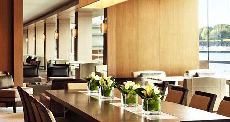 Park Hyatt Sydney - The Living Room | The Rocks Restaurant