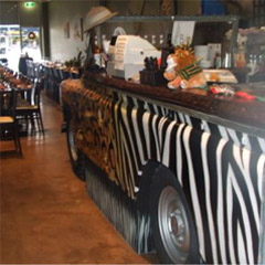 Safari Club Bar and Grill
