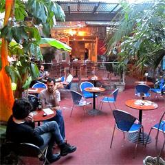 Sappho Cafe & Tapas Bar