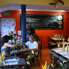 Sassafras Pasta & Pizza Restaurant
