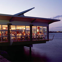 Scratchleys on the Wharf