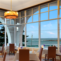 Seasalt Restaurant at Crowne Plaza Terrigal