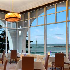 Seasalt Restaurant at Crowne Plaza Terrigal