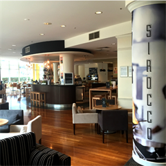 Sirocco Restaurant & Bar @ Holiday Inn Potts Point