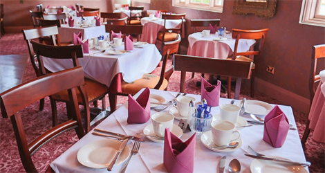 Sisters Blue Restaurant @ Hotel Blue