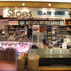 Slices Cafe Deli