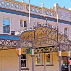 Soden's Hotel