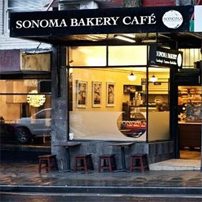 Sonoma Bakery Cafe - Glebe
