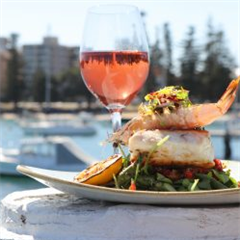 The Bistro @ Manly 16' Skiff Sailing Club