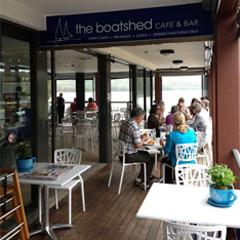 The BoatShed Cafe & Bar