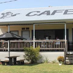The Flying Duck Café