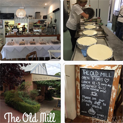 The Old Mill Cafe & Restaurant