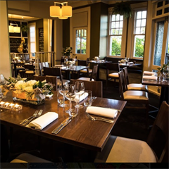 The Riverview Hotel Dining Room