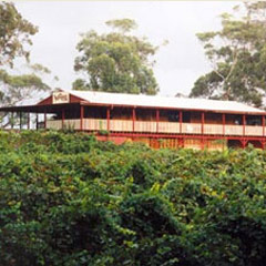 Wonganella Estate Cafe Restaurant