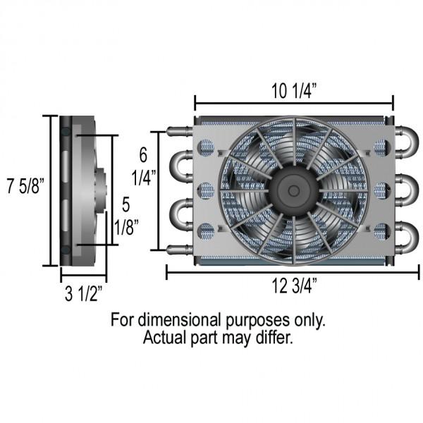 4 3 Engine Oil Cooler Diagram