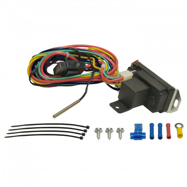 Derale 16760 Replacement Fan Controller Push In Probe