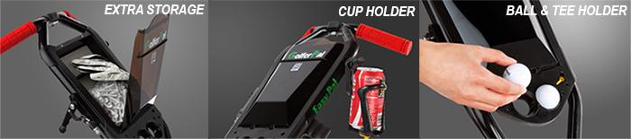 Caddytek Australia Golferpal Easypal Electric Auto