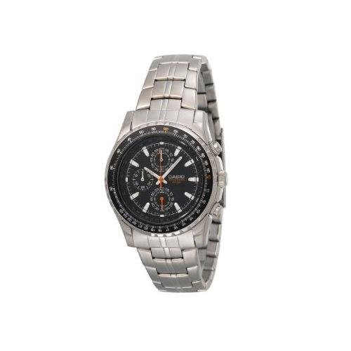 6369f779a BuzzBuy Australia - Casio Mens MTP4500D-1AV Slide Rule Bezel Analog  Chronograph Aviator Watch