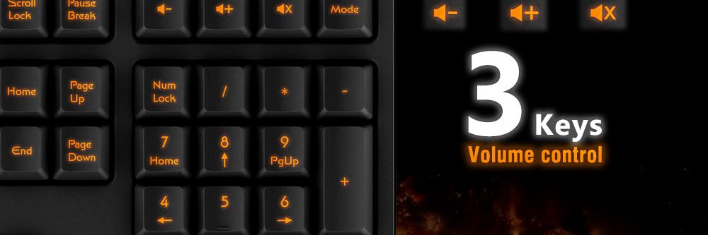 I Rocks Golem Series K50e High Scissor Structure Illuminated Gaming